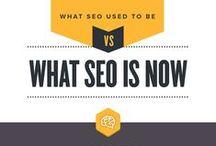 Infografiche SEO / Infografiche selezionate su Social Media e Web Marketing in genere