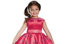 Elena of Avalor Costumes, Dolls and More / Introducing Elena of Avalor costumes, clothing, dolls and more that feature Disney's first Latina Princess.