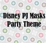 Disney's PJ Masks Party Favors and Party Supplies / Pj Masks party favors and party supplies are in high demand. Here is what is available for your child's PJ Masks party.