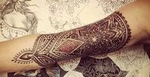 Tatoo Inspirations / Inspirations and more inspirations!