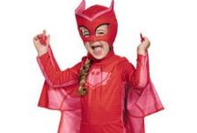 PJ Masks Costume Ideas / If your kids love Disney's PJ Masks, here are some fun costume ideas for them to wear.