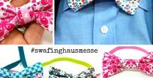 Hausmesse Little Sewing Projects AnneSvea - Kleine Näh Projekte