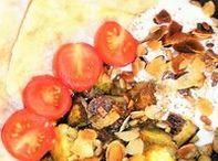Recettes salées / Recettes de cuisine, végétariennes ou végétaliennes