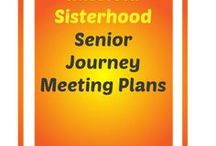 Girl Scout Seniors Journeys / Here are all the Senior Girl Scout Journey ideas leaders need on one pinboard!