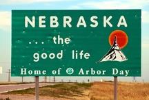 Nebraska/Huskers / by Shellie Y Griffiths