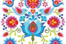 tissus, motifs et imprimés