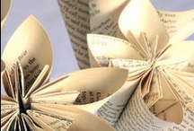Totally Recycled Tomes / Turn those old books into something extraordinary! Enjoy a DIY craft project or an amazing piece of art! [J.F.] [L.P.]