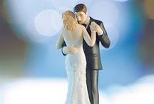 Wedding Cake Toppers / Cake Toppers for Every Type of Wedding / by ShannonKenya