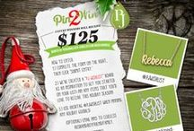 PJ Wish List! / Re-Pin the gifts you'd love to receive this Holiday Season! #pin2win #PJWishlist