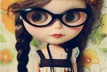 Lustige Puppen