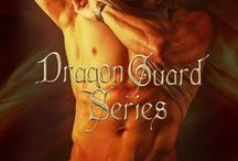 THE DRAGON GUARD / Welcome to the magical world of my own creating...I am proud to introduce The Dragon Guard.  Let this elite Force of fierce protectors, excite and entrance you!  These amazing alpha dragon shifters and their destined mates are bound by fate to love like no other!!