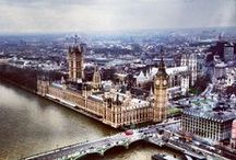 London Calling / A Day in London - From Sunrise to Sunset / by Sophia Avagimian