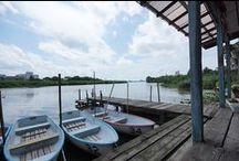 TOYANOGATA / U・STYLEが鳥屋野潟で見つけたステキな景色をご紹介します。