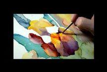 Watercolor art / by Valarie Walker