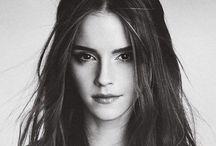 Beauty inspiration / Gorgeous women, beauty idols.