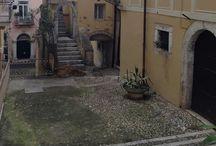 Atina prov frosinone italia / Foto panorama