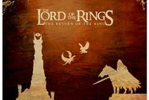 The Lord of the Rings / Many things about LOTR