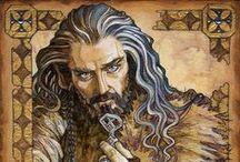 The Hobbit / The Hobbit things