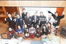 2015.02.25ばっぱイベント / 石巻×新潟 ずっと応援「ばっぱプロジェクト」。震災から4年目になる今年、石巻から斎藤さんご夫婦をお招きして、支援活動の振り返りとこれからについて話しあいました。