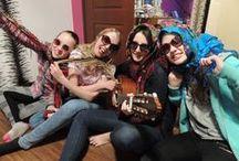 Greek Quartet / These girls sing ancient Greek language!