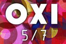 #OXI #GReferendum #LemeOxi