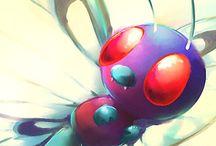 Pokemon / For those who really love POKEMON ^^
