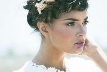 Bridal makeup inspiration / Wedding makeup! Timeless makeup looks for brides.