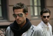 real men dress classy / by Sara Perrault