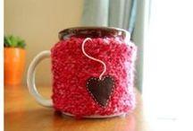 Mug cosy / Mug cosy Ideas