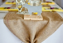 Table setting ideas