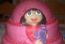 Taart, Cupcakes en Cakepops / Mijn eigen gemaakte taarten en cupcakes