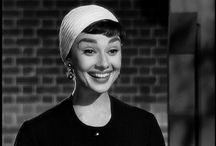 Audrey /  I was born with an enormous need for affection, and a terrible need to give it.  —Audrey Hepburn
