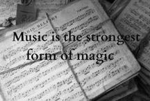 Musica mi amor / I get most of my joy in life, out of music Albert Einstein