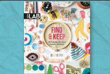find + keep / Inspirationen und Projekte von Beci Orpin