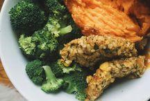 veggie meals & snacks