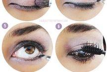 Beauty / Beauty tips : lipstick, eyes hair,....