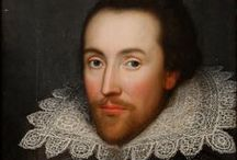 """Shakespeare /      """"O, let my books be then the eloquence And dumb presagers of my speaking breast; Who plead for love and look for recompense More than that tongue that more hath more express'd."""" —  William Shakespeare"""