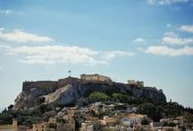 Acropolis from above