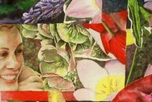 Watercolors by Elaine / These are some of the water color paintings that I have done