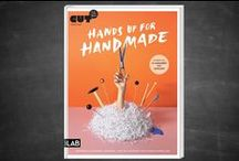Hands Up For Handmade / Best of Cut Magazine