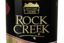 Rock Creek Cider Series / Big Rock has been a craft beer pioneer since 1985. We've applied our many years of brewing expertise to innovate a line of delicious, all natural ciders.