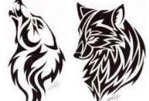 Celtic Wolf Art