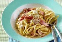 Pasta/Rijst en Gnocchi