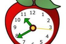 Kernconcept tijd en ruimte / Tijd en ruimte