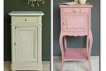 Annie Sloan Paint / Chalky paints