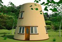 Earthbag homes