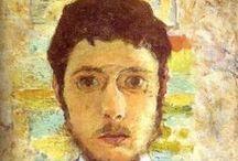 Pierre Bonnard / Il ne s'agit pas de peindre la vie, mais de rendre vivante la peinture. —  Pierre Bonnard