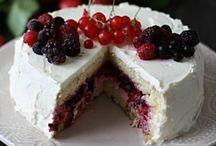 Gâteaux - pâtisseries - sucreries