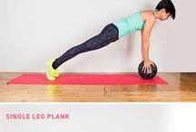 liikunta + terveys / pilatesharjoituksia, joogaa ym.liikuntaa sekä rentoutus,lihasrentoutus