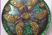 Buttons And Bling / Antique Add-On's Of Allure